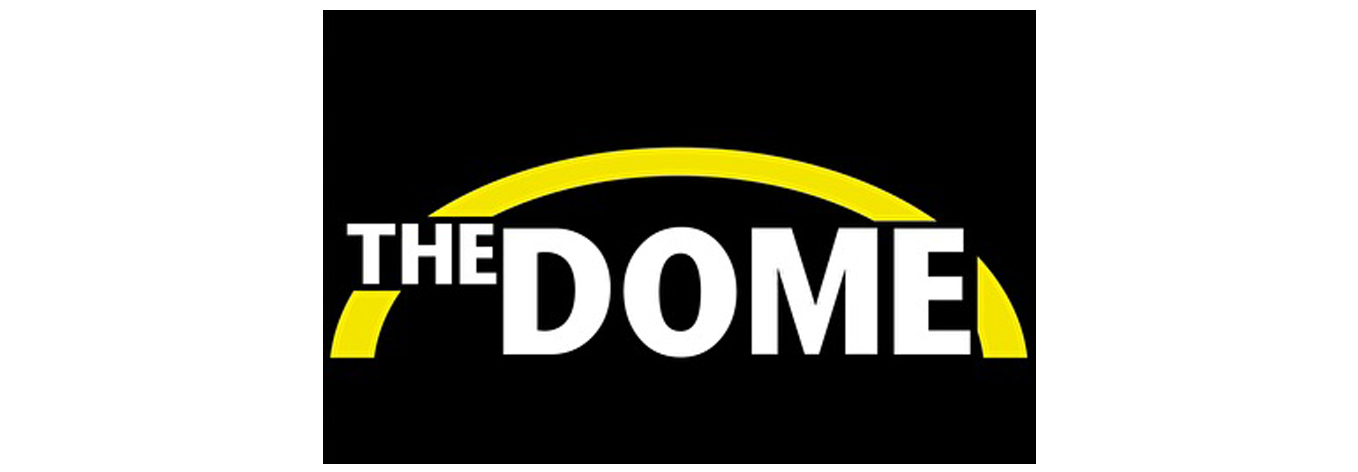 The dome logo